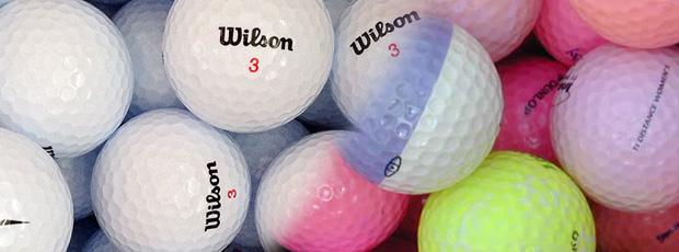 Lakeballs und Golfbälle kaufen - das geht in unserem Golf Shop mit großer Auswahl und kleinen Preisen. Top Marken im Angebot: Bridgestone, Callaway, Maxfli, Nike, Noodle, Pinnacle, Precept, Srixon, TaylorMade, Titleist, Top-Flite und Wilson