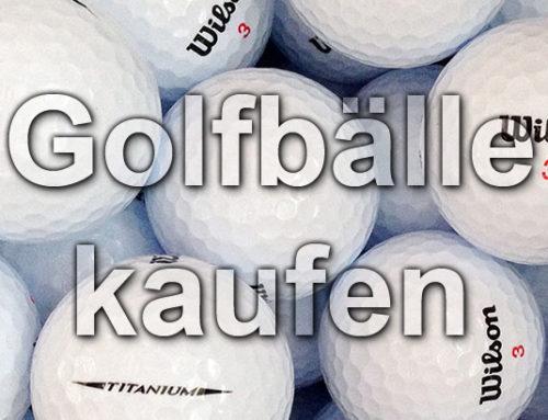 Golfbälle und Lakeballs der Profi Hersteller hier kaufen