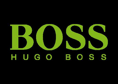 Das Logo von BOSS Green, dem Golf Label von Hugo Boss. Hugo Boss Golfbekleidung und Golfmode weiterer Hersteller bekommen Sie in unserem Shop.