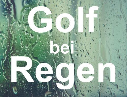 Golf bei Regen: 19 Tipps für den Golfsport bei schlechtem Wetter