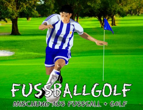 Fußballgolf – Die perfekte Kombi 2 toller Sportarten