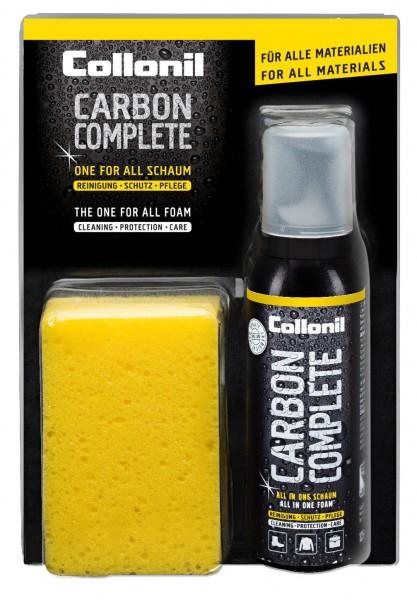 Collonil Carbon Complete, Reinigung+Imprägnierung+Pflege, Set, 125 ml
