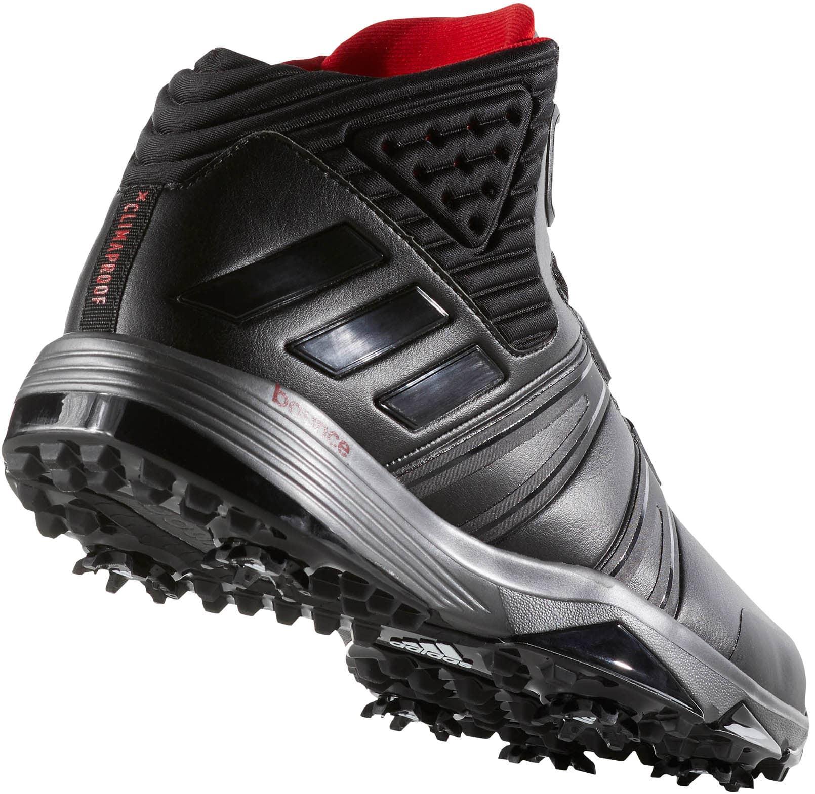 Adidas climaproof BOA Winterstiefel, black/black/scarlet