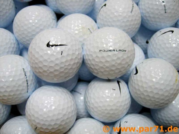 50 Nike Power Distance Power Lady Lakeballs